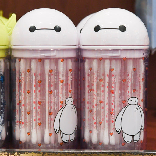 TDR - Q-tips/ Cotton swab Bottle x Baymax