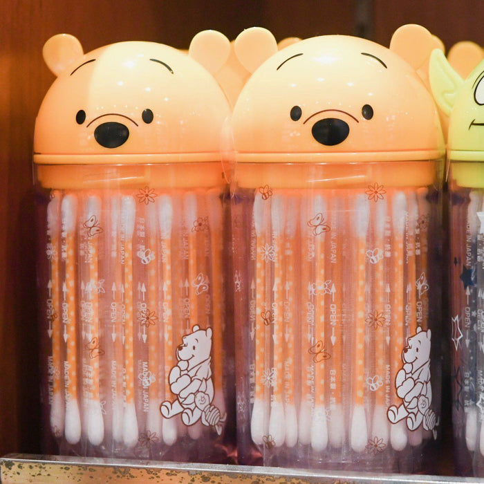 TDR - Q-tips/ Cotton swab Bottle x Winnie the Pooh