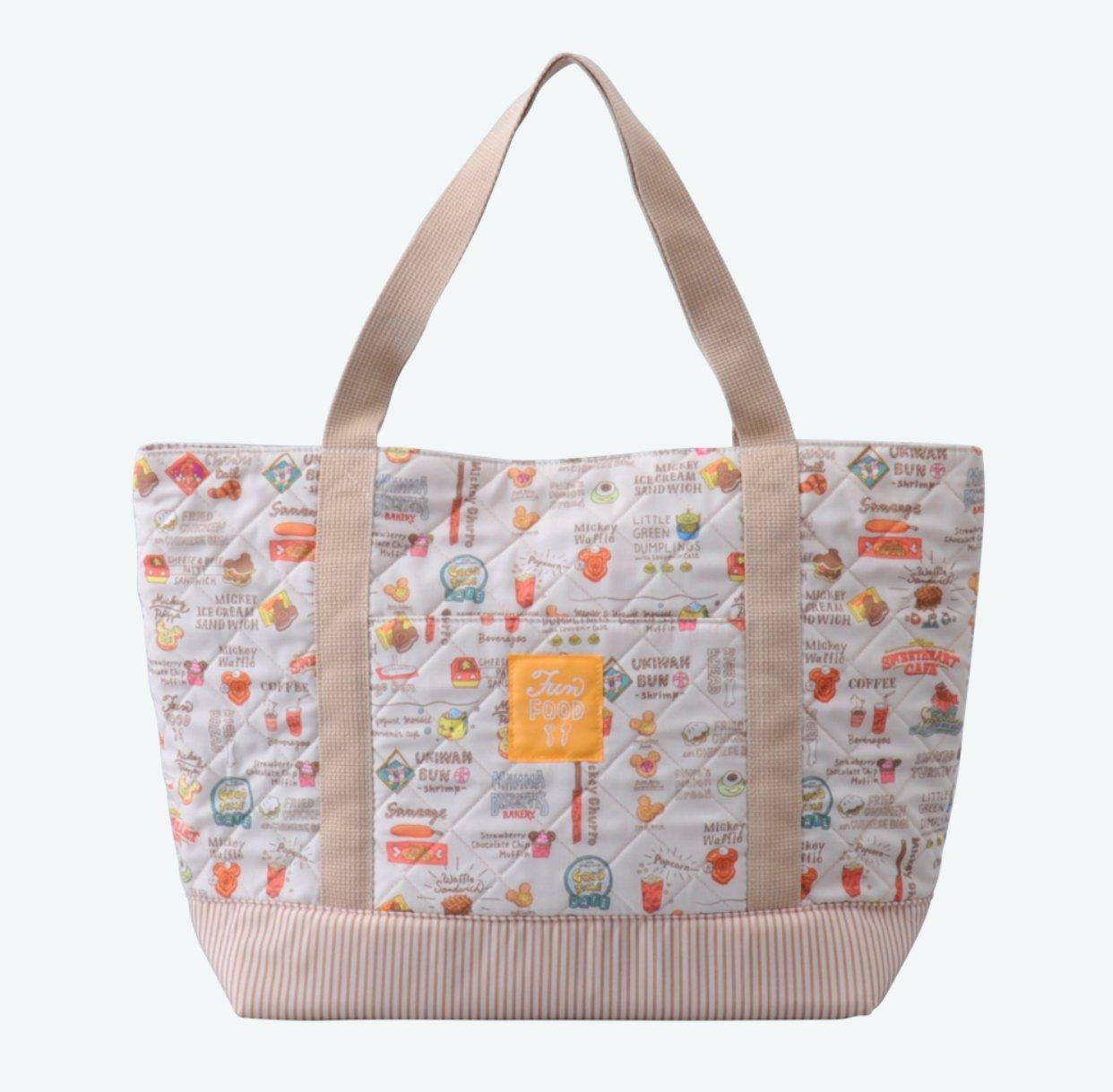 TDR - Food Theme - Tote Bag