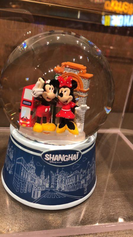 SHDL - I Mickey SH Collection - Mickey & Minnie Mouse Snow globe