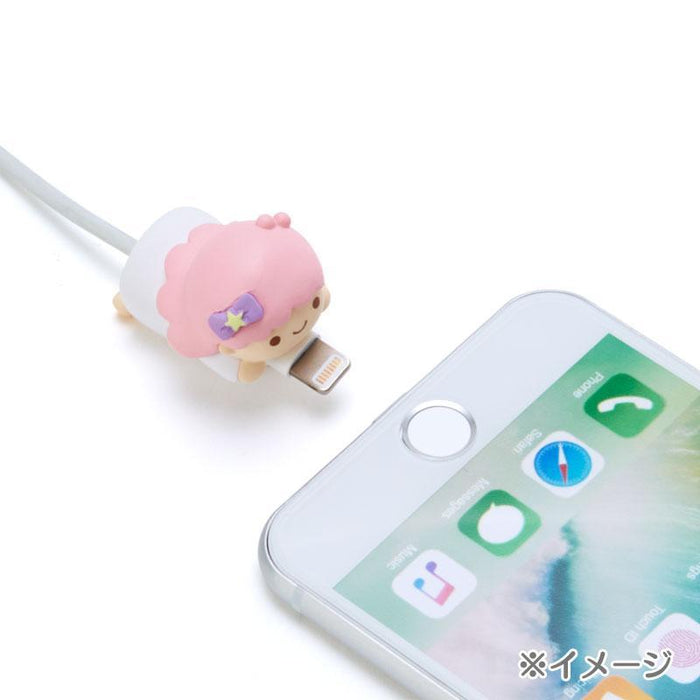 JP Sanrio - Cable Bite for Iphone - Little Twin Star (Pink)