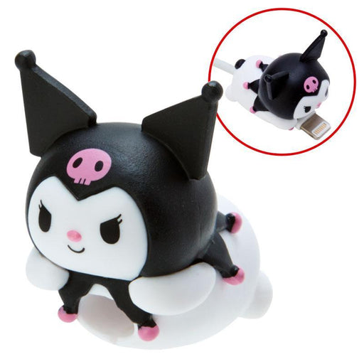 JP Sanrio - Cable Bite for Iphone - Kuromi