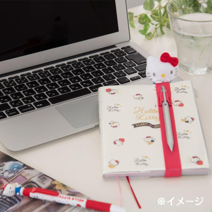 JP Sanrio - Planner Book Strap - Hello Kitty