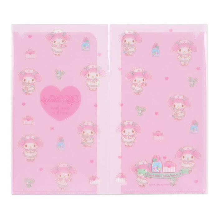 Japan Sanrio -  Antibacterial Mask Case x My Melody