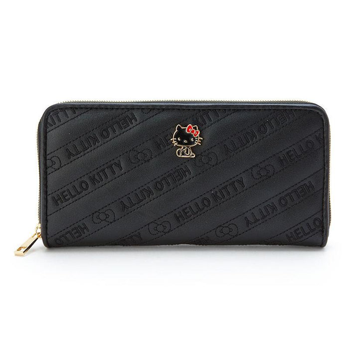 JP Sanrio - Long Wallet - Hello Kitty (Plate)