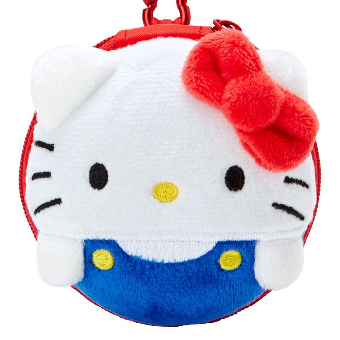 Japan Sanrio -  Accessory Case with Carabiner x Hello Kitty