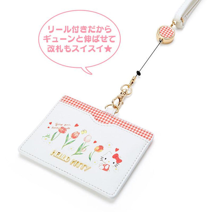 JP Sanrio - Happy Spring x ID Case - Hello Kitty