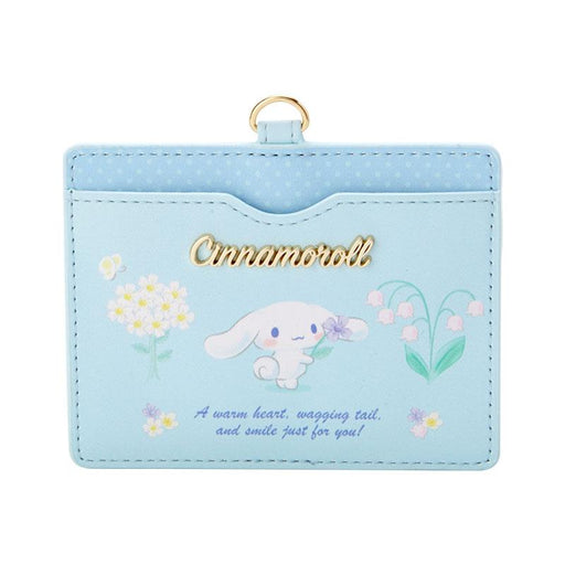 JP Sanrio - Happy Spring x Pass Case - Cinnamoroll
