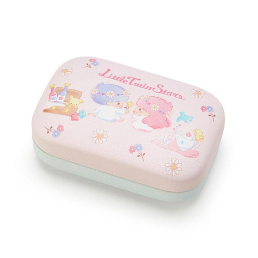 JP Sanrio - Happy Spring x Accessory case - Little Twin Stars