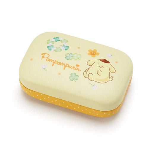 JP Sanrio - Happy Spring x Accessory case - Pompompurin