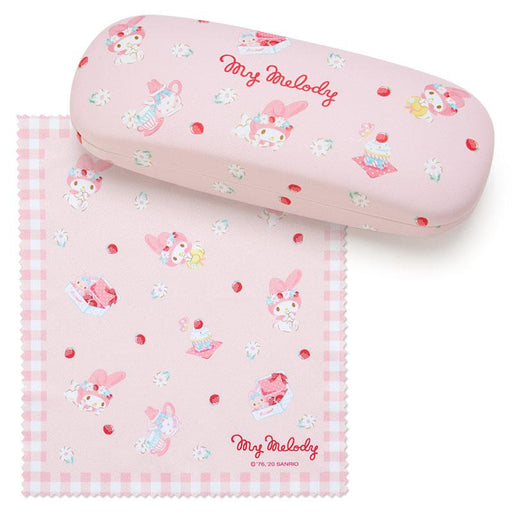 JP Sanrio - Happy Spring x Glasses Case - My Melody