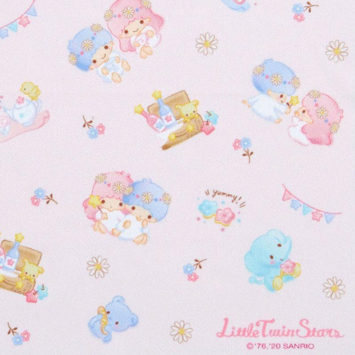JP Sanrio - Happy Spring x Glasses Case - Little Twin Stars