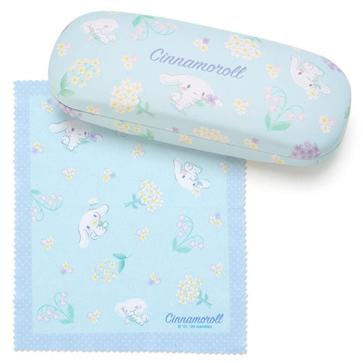 JP Sanrio - Happy Spring x Glasses Case - Cinnamoroll