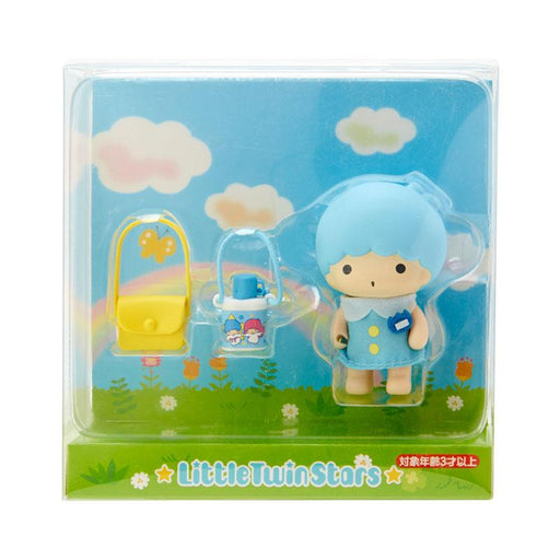 "Japan Sanrio -  ""Nostalgic Kindergarten"" Collection - Figure Toy x Little Twin Star Kiki"