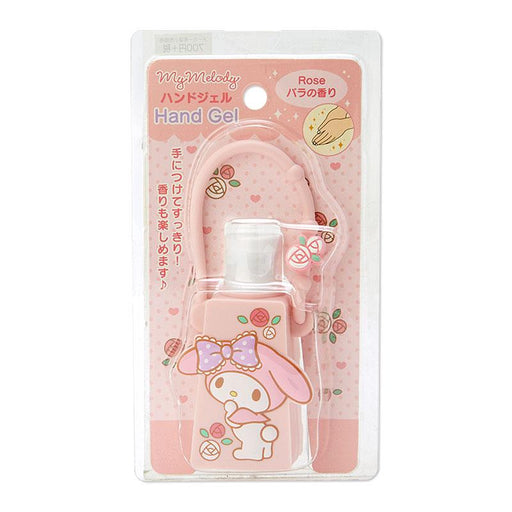 Japan Sanrio -  Hand Sanitizer Gel Holder Keychain x My Melody