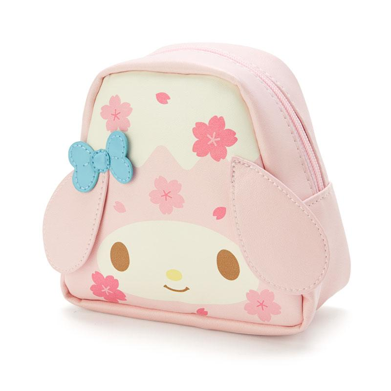 JP Sanrio - Mount Fuji Shaped Pouch - My Melody
