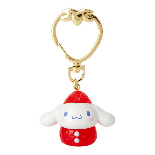 JP Sanrio - Strawberries Collection - Keychain x Cinnamoroll