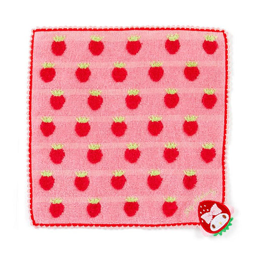 JP Sanrio - Strawberries Collection - Petite Towel x My Melody