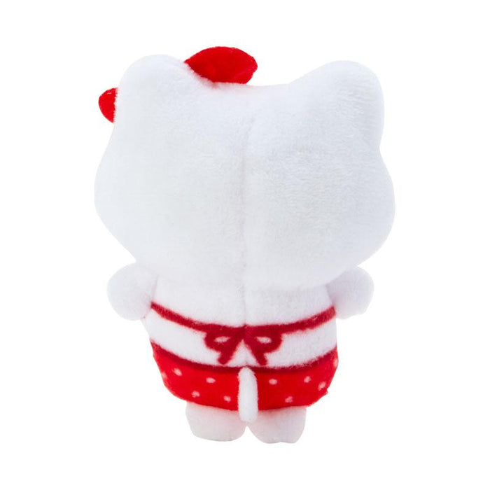 Japan Sanrio -  Summer by the Sea Collection - Mini Plush Toy x Hello Kitty