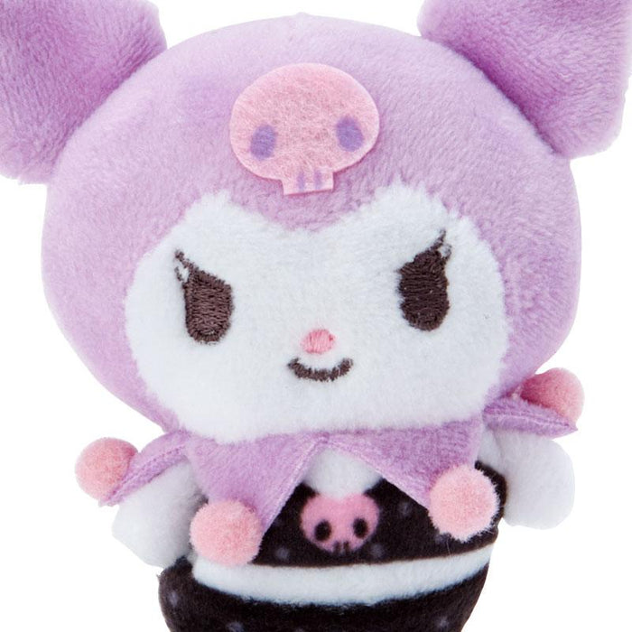 Japan Sanrio -  Summer by the Sea Collection - Mini Plush Toy x Kuromi
