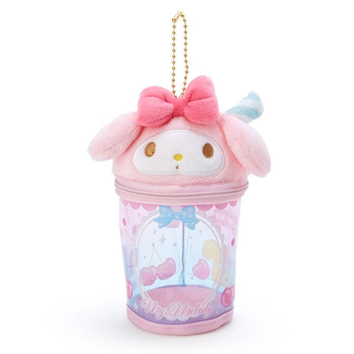 Japan Sanrio -  Summer by the Sea Collection - Portable Pouch & Keychain x My Melody