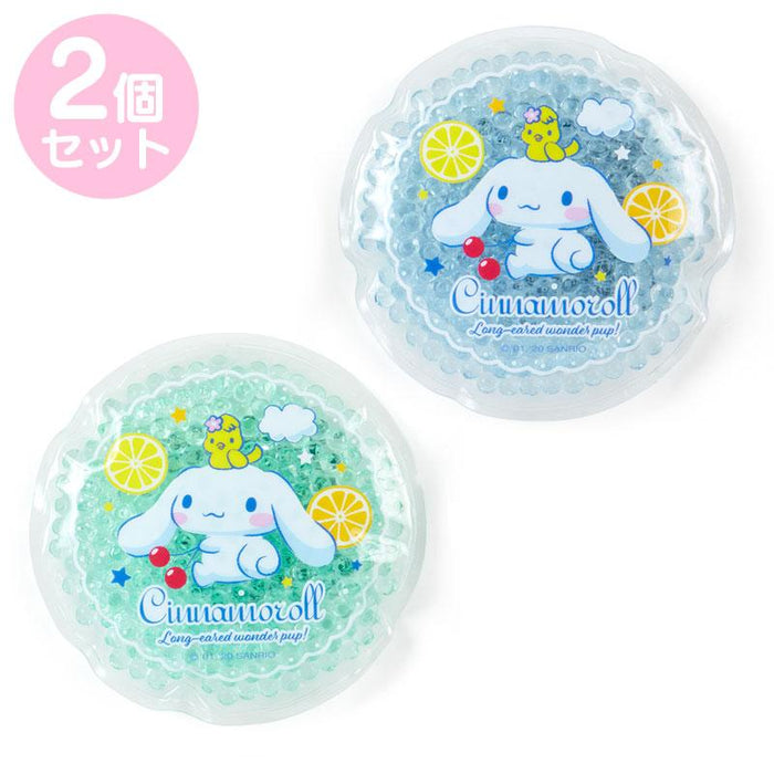 Sanrio - Summer Cool - Ice Pack x Cinnamoroll (2 piece)