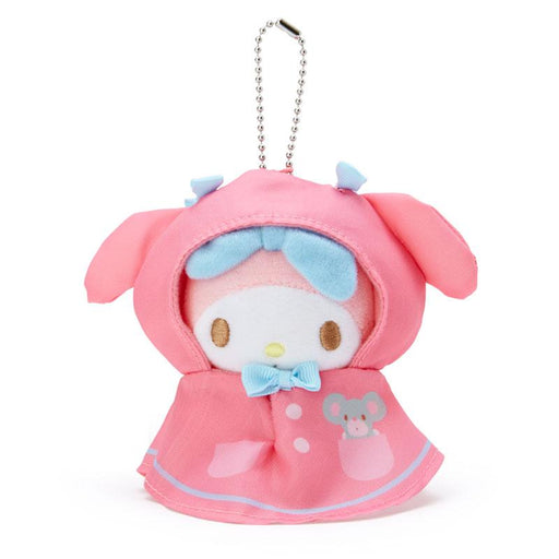 JP Sanrio - Raincoat Plush Keychain Collection - My Melody