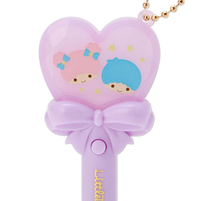 Japan Sanrio - Miniature Penlight Keychain x Little Twin Stars