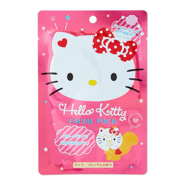 Japan Sanrio - Facial Mask pack x Hello Kitty