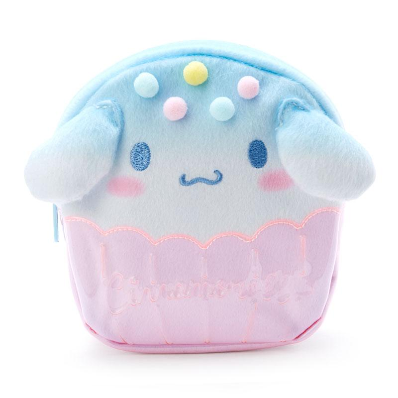 "Japan Sanrio - ""Summer Festival 2020 Collection"" - Shaved Ice Shaped Pouch x Cinnamoroll"