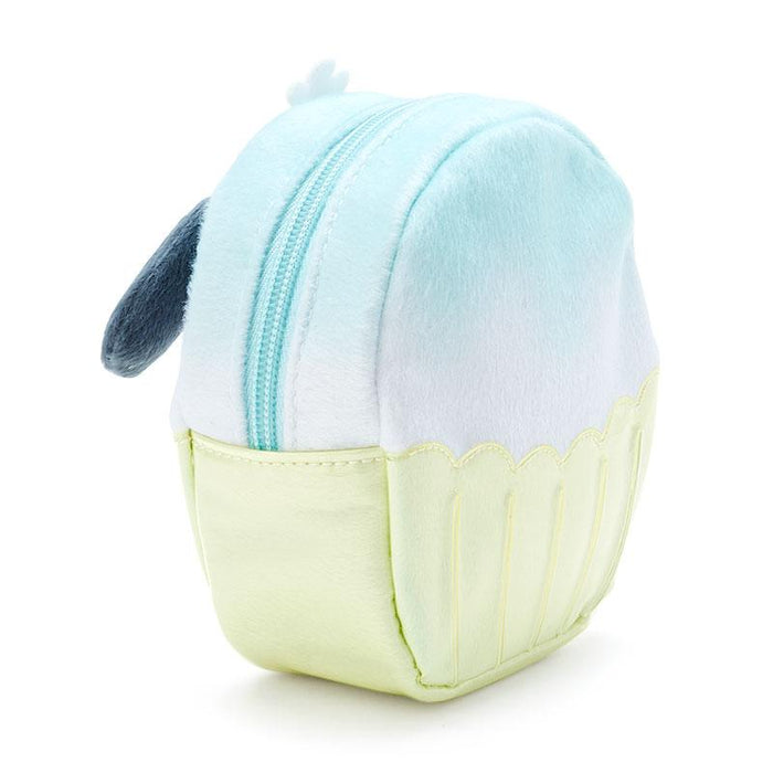 "Japan Sanrio - ""Summer Festival 2020 Collection"" - Shaved Ice Shaped Pouch x Pochacco"