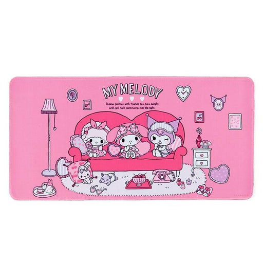 Japan Sanrio - Desk Mat x Kuromi & My Melody