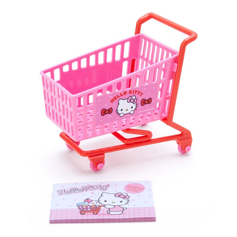 Japan Sanrio - Shopping Cart Notepads (Shopping) x Hello Kitty