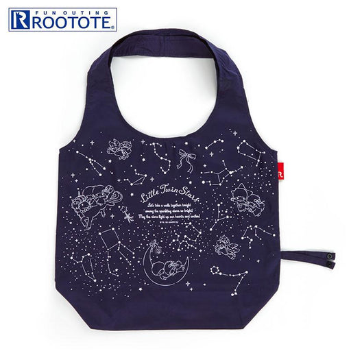 Japan Sanrio - ROOTOTE Eco/Shopping Bag x Little Twin Star