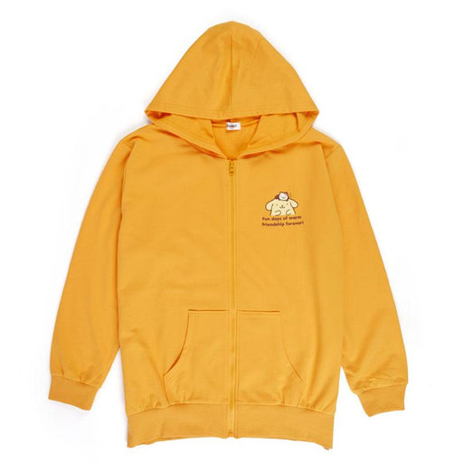 Japan Sanrio - Zip Hoodie x Pompompurin (For Adults)
