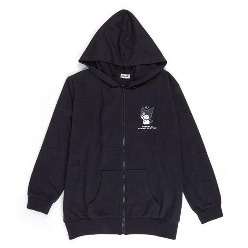 Japan Sanrio - Zip Hoodie x Kuromi (For Adults)