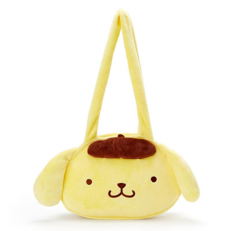 Japan Sanrio - Face-shaped Big Tote Bag x Pompompurin