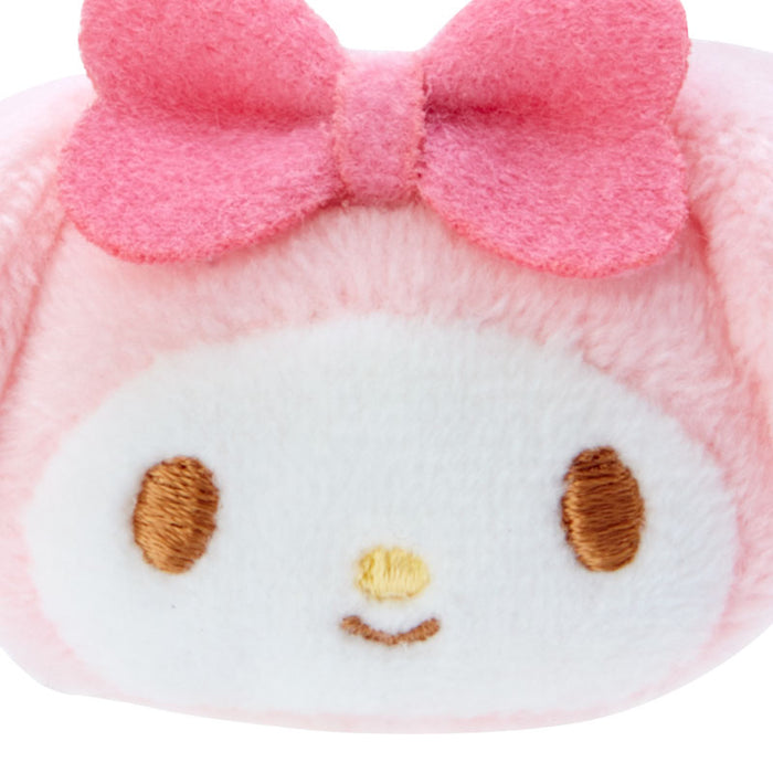Japan Sanrio -Plush Hair Clip x My Melody