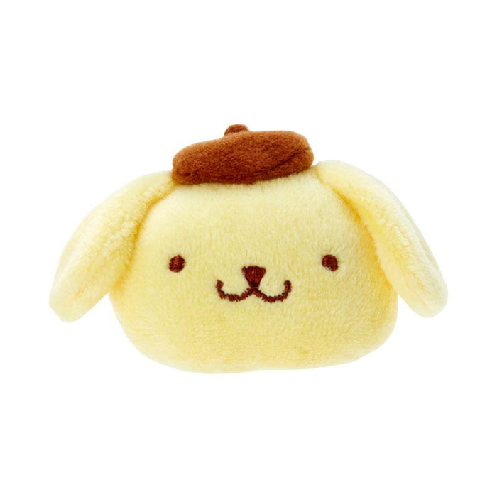Japan Sanrio -Plush Hair Clip x Pompompurin
