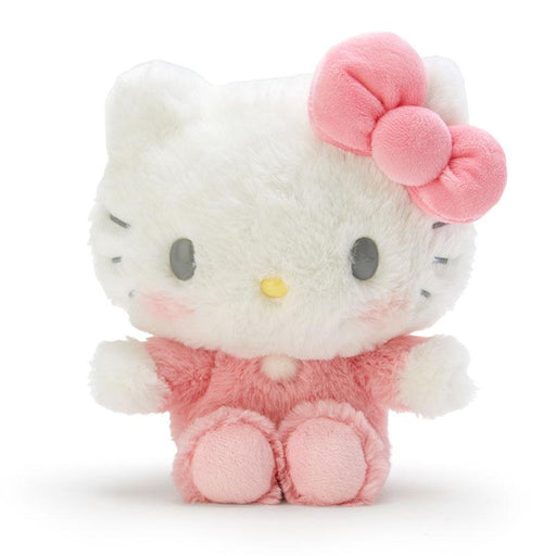 "Japan Sanrio - ""Healing Plush Toy 2020 Series"" - Fluffy Plush Toy x Hello Kitty"