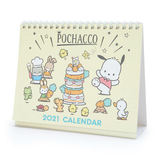 Japan Sanrio - 2021 Calendar & Diary Collection - Stand Up Table Calendar 2021 x Pochacco