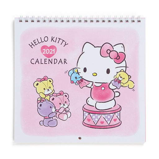 Japan Sanrio - 2021 Calendar & Diary Collection - Wall Calendar Size M x Hello Kitty