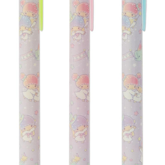 Japan Sanrio - Line Marker Set x Little Twin Star