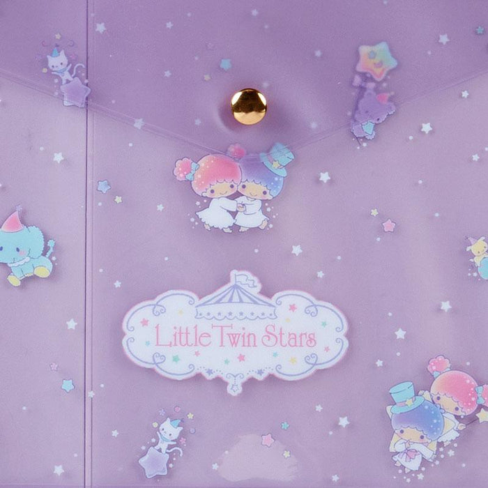 Japan Sanrio - Multi Case x All-Over Print Little Twin Star