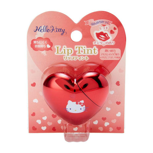 JP Sanrio - Heart Shaped Lip Gloss x Hello Kitty