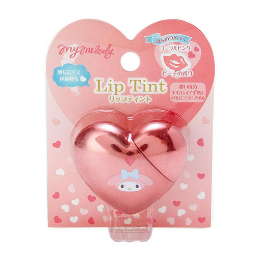JP Sanrio - Heart Shaped Lip Gloss x My Melody