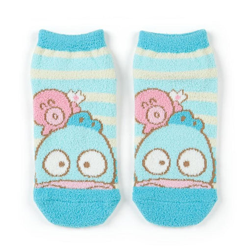 Japan Sanrio - Mokomoko Socks (Border) x Han-Gyodon