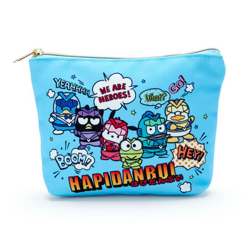 Japan Sanrio - Happy Hero HAPIDANRUI Collection - Pouch