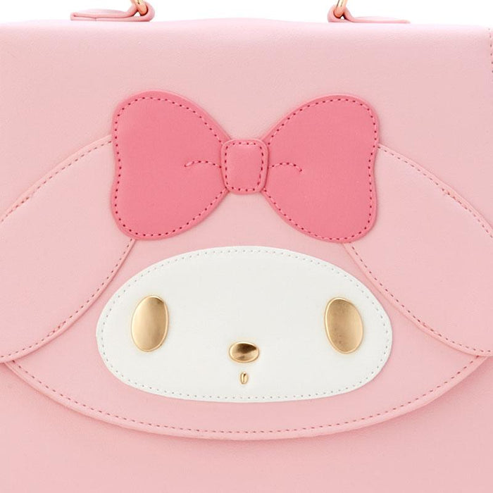 Japan Sanrio - Big Face 3 Ways Mini Backpack x My Melody