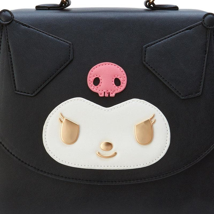 Japan Sanrio - Big Face 3 Ways Mini Backpack x Kuromi